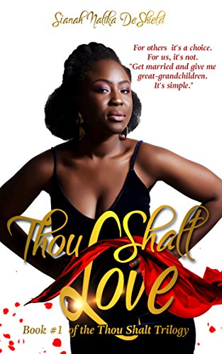Search : Thou Shalt Love (Thou Shalt Trilogy Book 1)
