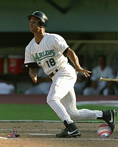 - Moises Alou Florida Marlins MLB Action Photo (Size: 8