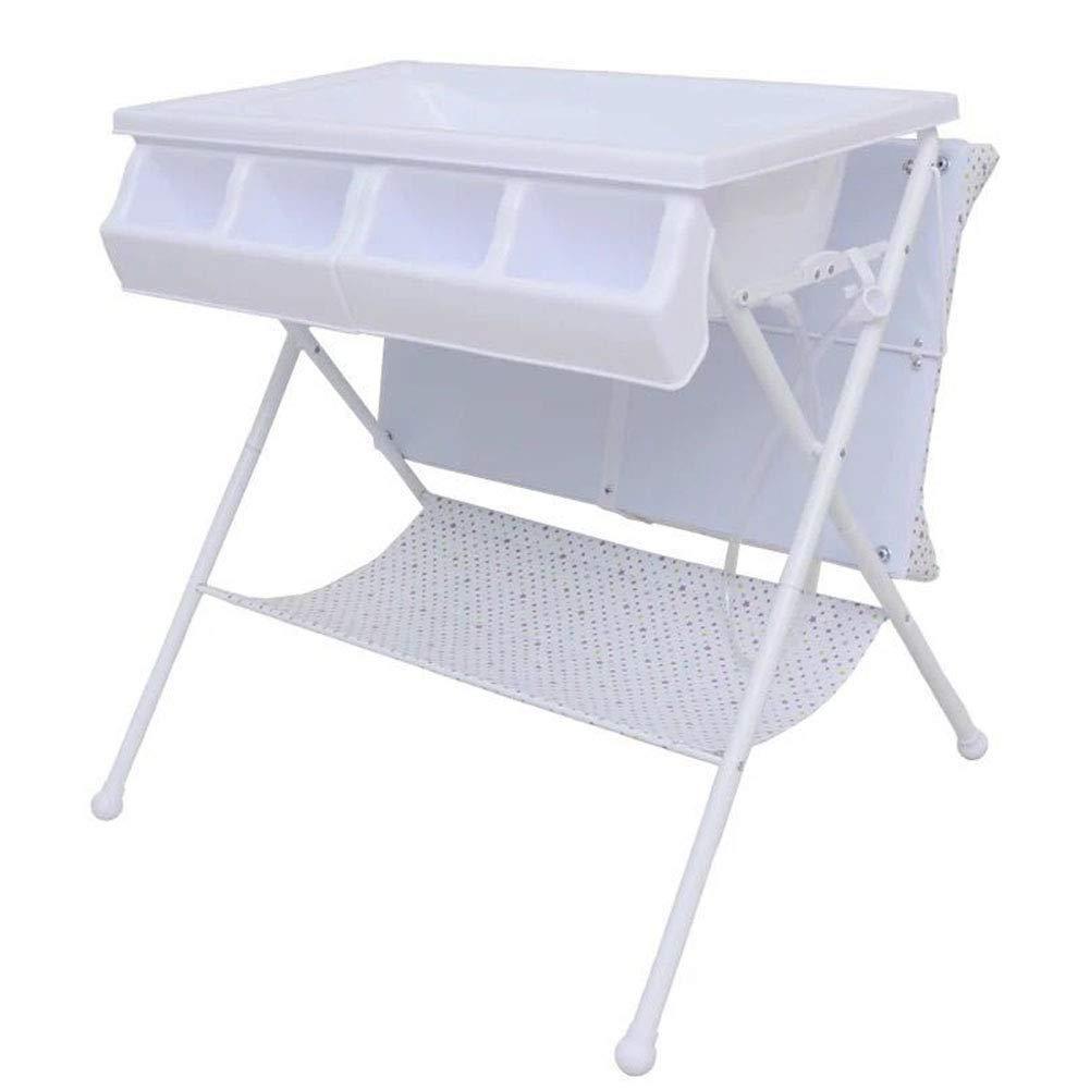 Sunny Modern Minimalist Crib, Nursing Baby Baby Dressing Finishing Massage Touch Bath Baby Diaper Table