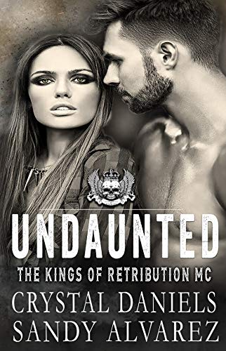 Undaunted (The Kings of Retribution MC Book - Blend Motorcycle