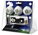 North Carolina A&T Aggies NCAA 3 Golf Ball Gift Pack w/ Spring Action Divot Tool