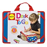 ALEX Toys - Young Artist Studio Desk To Go - 507