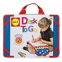 ALEX Toys - Young Artist Studio Desk To Go - 507