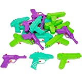 Boley Water Gun Party Pack - 18 toy water blasters for super sized