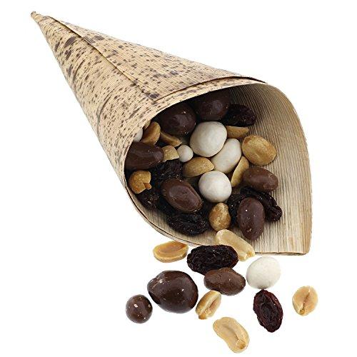 (CiboWares Premium Bamboo Tasting Cone, 3.5