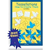 American Educational Products CP1964,''Tessellations: How .'' Book, Pack of 12 pcs