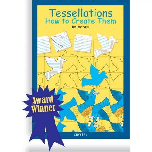 American Educational Products CP1964,''Tessellations: How .'' Book, Pack of 12 pcs by American Educational Products (Image #1)