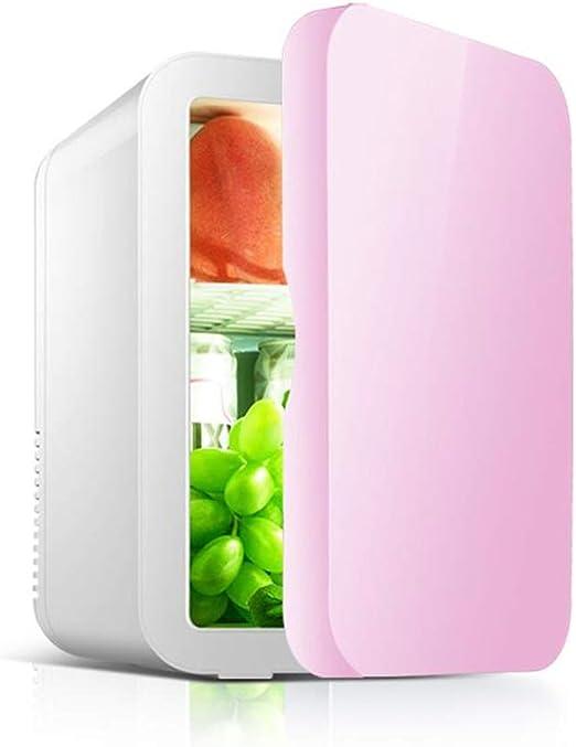 FEIFEI Mini nevera Mini Frigorífico Refrigerador para el hogar ...