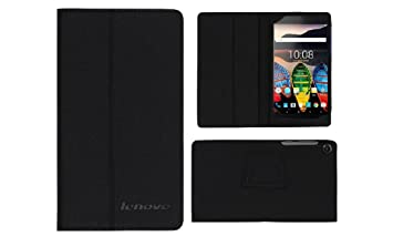 best authentic fe2ef 3ee5e Colorcase Tablet Flip Cover Case for Lenovo Tab 3 730x: Amazon.in ...