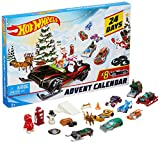Hot Wheels FYN46 2019 Advent Calendar Vehicles