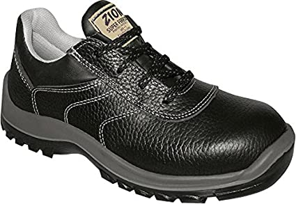 Panter S-Ferro-S3/42 Zapato de Seguridad, Rojo Inglés, 42