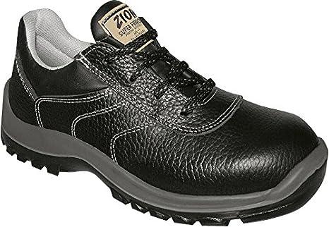 Panter M129889 - Zapato seguridad e-zion super ferro piel hidrofugada: Amazon.es: Bricolaje y herramientas