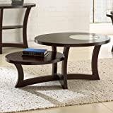 Stylish Twin Traditional Rhinelander Coffee Table Unseparated