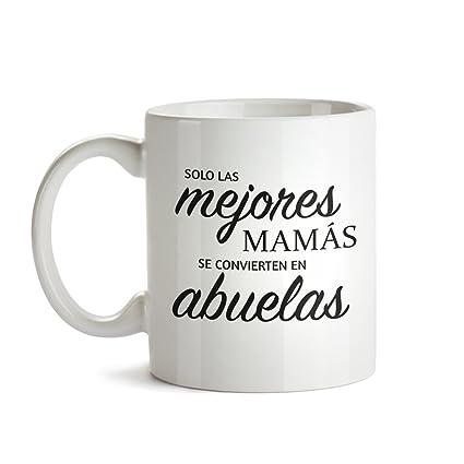 Tassenwerk Taza De Café Blanca Con Mensaje Graduación Para Abuelas