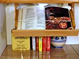 Under Cabinet Cookbook Holder 'Ultimate Lighted Cookbook Holder' By Ultimate Kitchen Storage