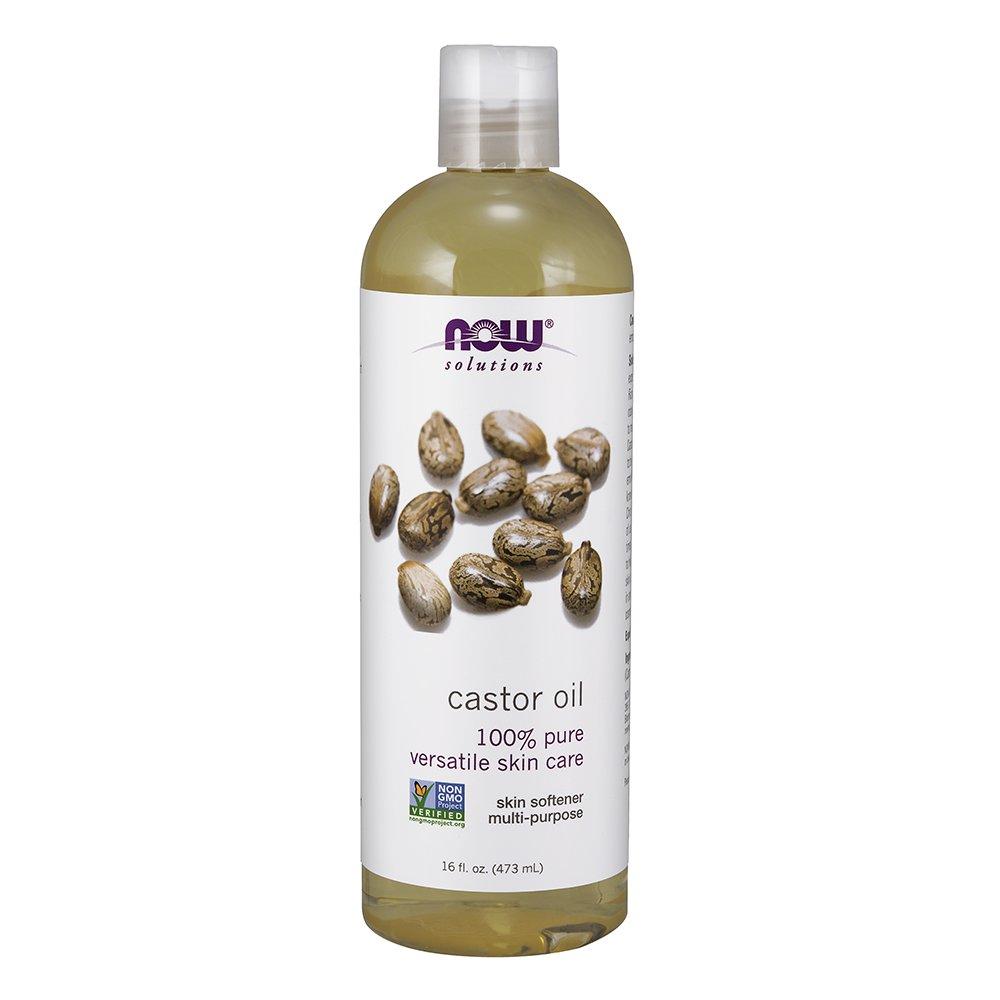 Now Foods Castor Oil, 16 Oz 7675