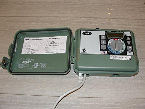 Orbit Watermaster 6-Station Super Dial Sprinkler Timer 57881 - Dial Sprinkler