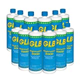 GLB 71104A-12 Algimycin 2000 Algaecide for Swimming Pools (12 Pack), 1 quart
