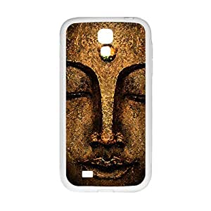 Golden stone Buddha Cell Phone Case for Samsung Galaxy S4