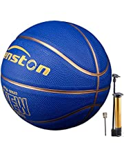 Senston Basketbal Maat 7 Training Basketball voor Beginners Rubber Basketbälle