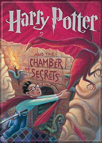 Ata-Boy Harry Potter and The Chamber of Secrets Book Cover 2.5