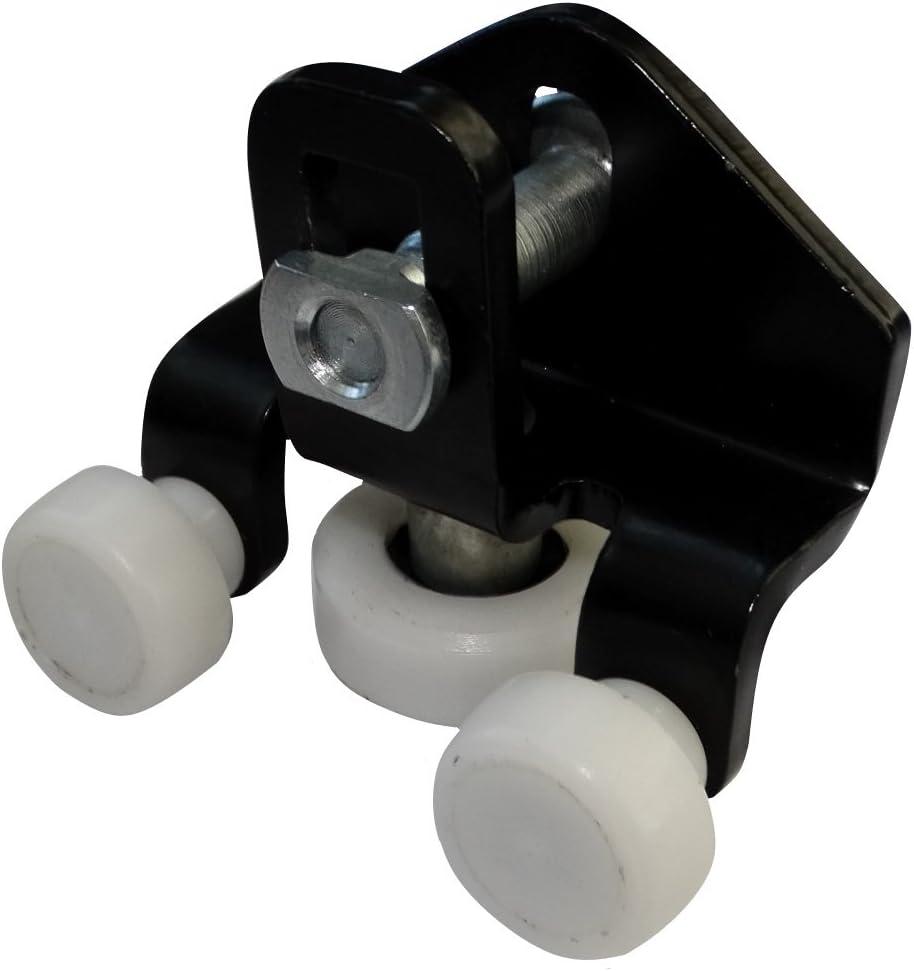 AERZETIX - Rodillo de guía - Para puertas correderas - Compatible con 9067600147 2E1843436 - C40072: Amazon.es: Coche y moto