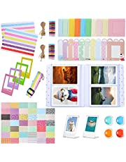 ZWOOS 10 in 1 accessoireset compatibel met Instax Mini 11, inclusief album, lens, fotolijsten en meer