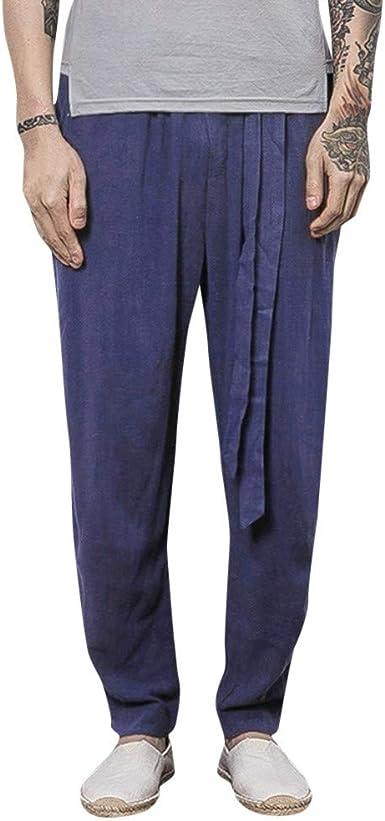 Pantalones de Chandal Hombre Pantalones Hombre Trabajo Invierno ...