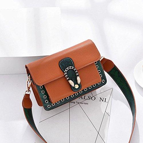 GUANGMING77 Handtasche Bag_Feder Taschen Kleines Paket Naturals jNgmMnaG