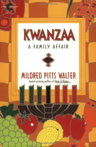 Kwanzaa: A Family Affair (An Avon Camelot Book)