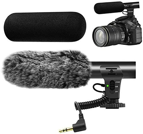 Top 10 Best microphone for camera Reviews