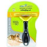 FURminator deShedding Tool for Dogs, Large, Long Hair