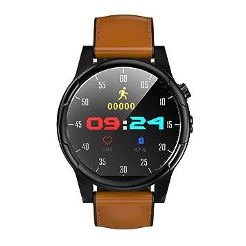 Smartwatches X361 4G LTE Android 7,1 Reloj Inteligente 1.6 Pulgadas Gran Pantalla Redonda WiFi GPS SIM Tarjeta 4G teléfono frecuencia cardíaca Monitor ...