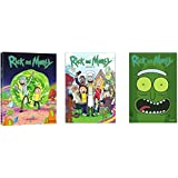 Rick and Morty: S1-3 (DVD)