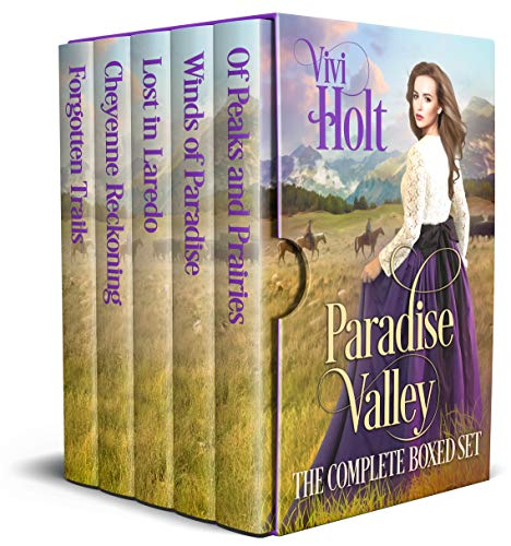 - Paradise Valley: The Complete Boxed Set