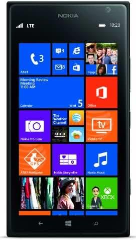 Nokia Lumia 1520, Black 32GB (AT&T)