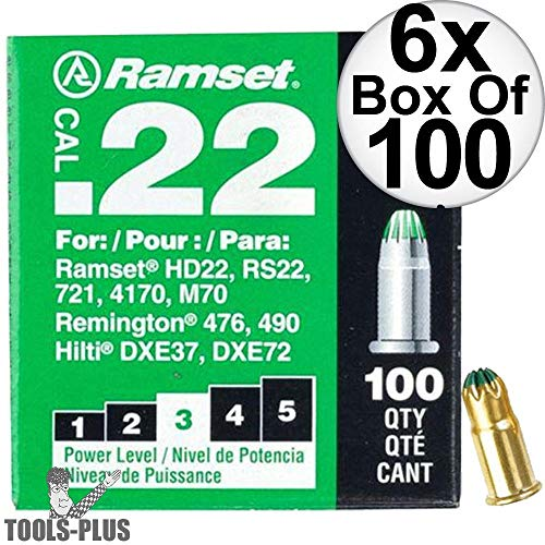 Ramset 32CW Boxes of 100#3