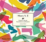 Shoes A-Z, Jonathan Walford, 0500515263