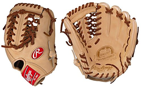 Rawlings Pro Preferred Series Baseball Gloves, 11.5