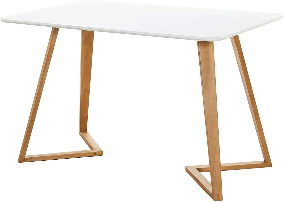 Chaises Ensemble Blanche4 P Homewares N à Manger Table Nn8wvmOy0