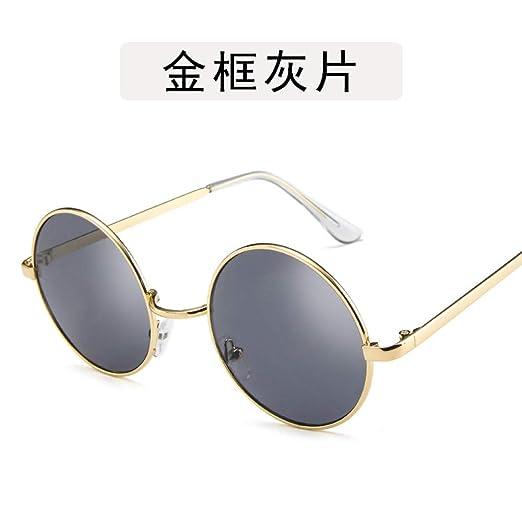 Yangjing-hl Gafas de Sol CAI Xukun Gafas de Sol con Montura ...