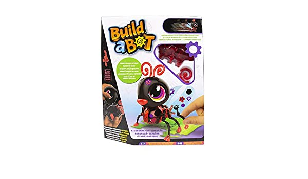 Build a bot BAB170679 Multicolored: Amazon.es: Juguetes y juegos