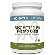 Haylie Pomroy's Fast Metabolism Diet Shake Phase 2: Unlock Stored Fat