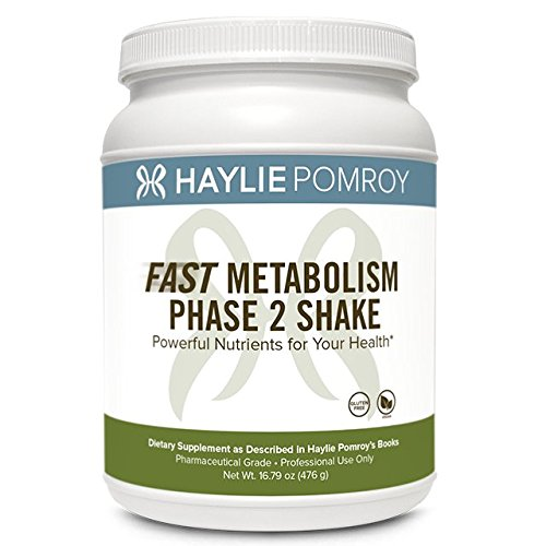 Haylie Pomroy's Fast Metabolism Diet Shake Phase 2: Unlock Stored Fat by Haylie Pomroy