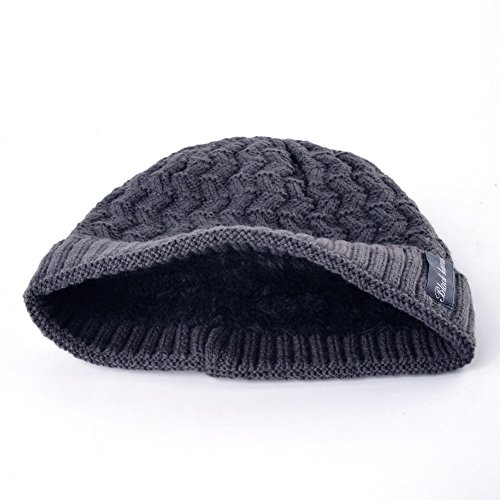 7dc78696017ce 2018 Winter Knitted Hat Men Skullies Beanie Knitting Wool Hats For Boys  Beanies Bonnet Casual Warm Gorro Touca Masculina Inverno  Amazon.in   Clothing   ...