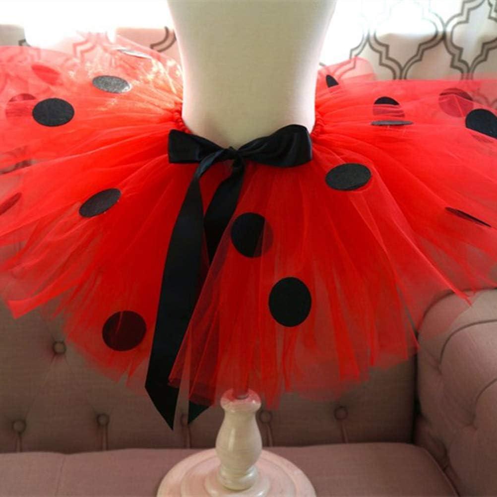 JOYOOY - Juego de disfraz de mariquita y falda, diseño de ...
