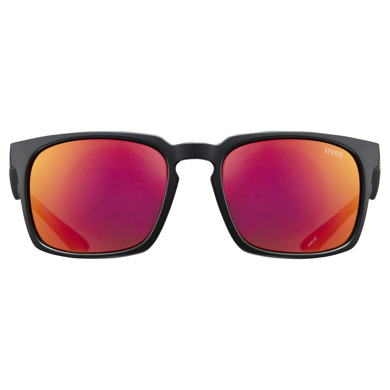 schwarz Uvex Unisex/ one Size Erwachsene lgl 35 Sonnenbrille