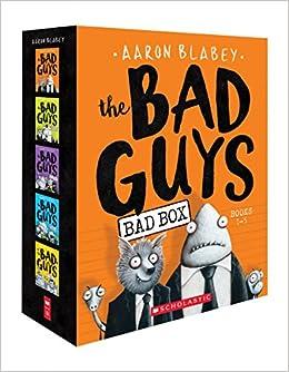 Image result for bad guys books