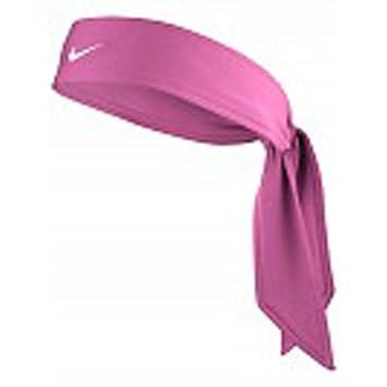 bd25be22023 Nike Dri-Fit Head Tie 2.0 (Pink Fire)  Amazon.co.uk  Sports   Outdoors