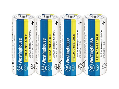 Solar Rechargeable Battery Pack - 5